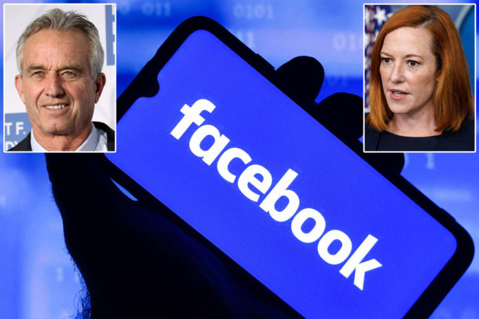 Facebook pushes back against WH over COVID vax 'disinformation dozen'