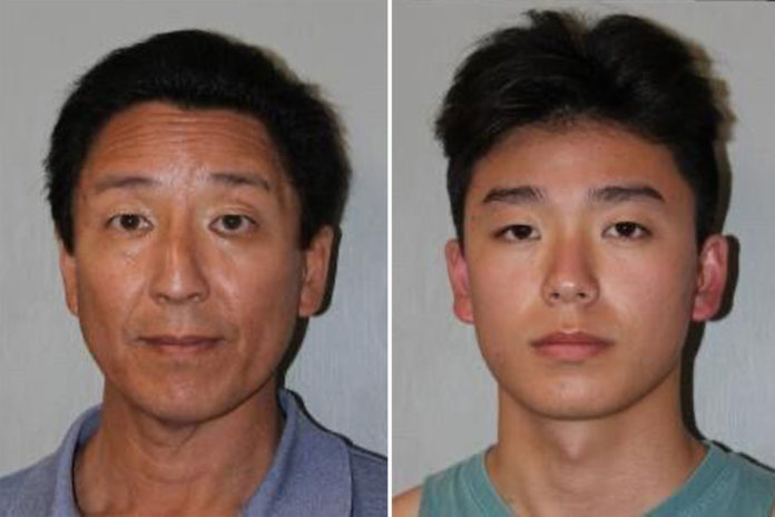 Norbert and Trevor Chung arrested in Hawaii for fake COVID-19 passports