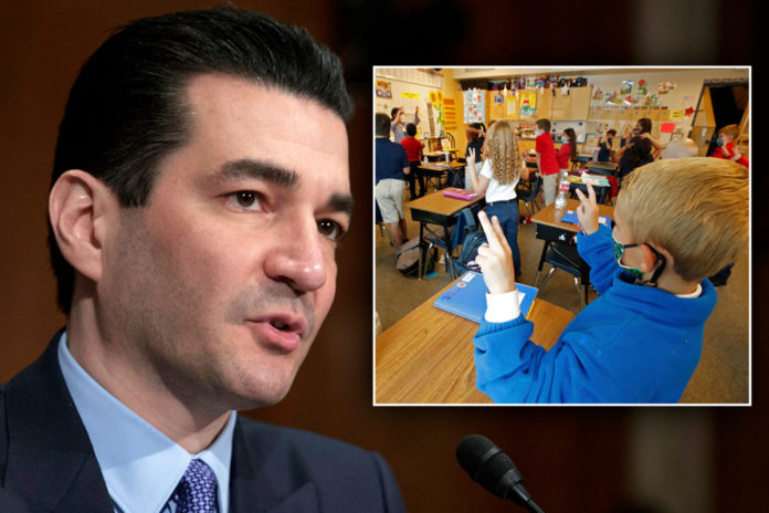 Ex FDA head warns against school reopenings and COVID-19
