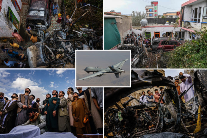 US used deadly 'flying Ginsu' missile in airstrike in Kabul