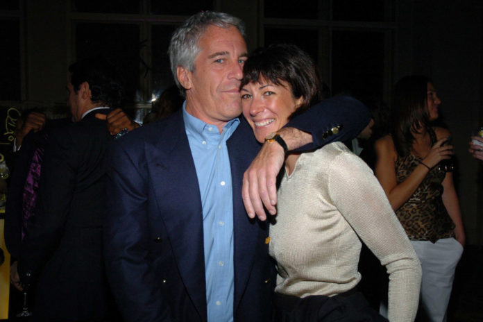 Ghislaine Maxwell barricaded herself in prison conference room: feds