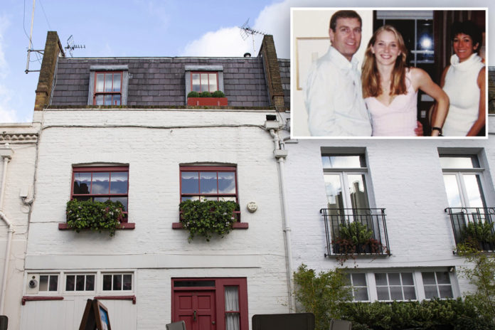 Ghislaine Maxwell reportedly sells house where alleged sex crimes occurred