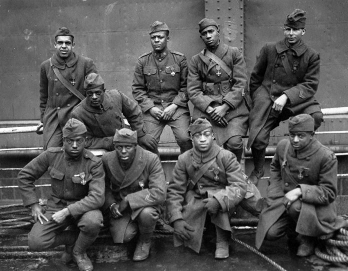 Congress approves gold medal for WWI Harlem Hellfighters