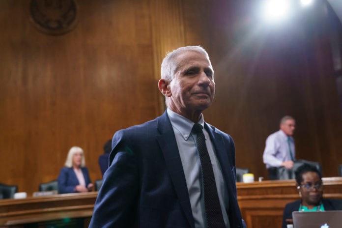 Fauci wants COVID vaccines required for healthcare workers