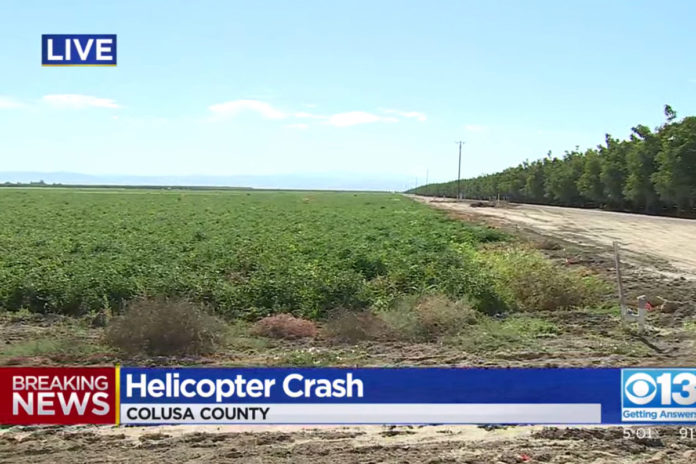 Four dead in California helicopter crash, cause under investigation