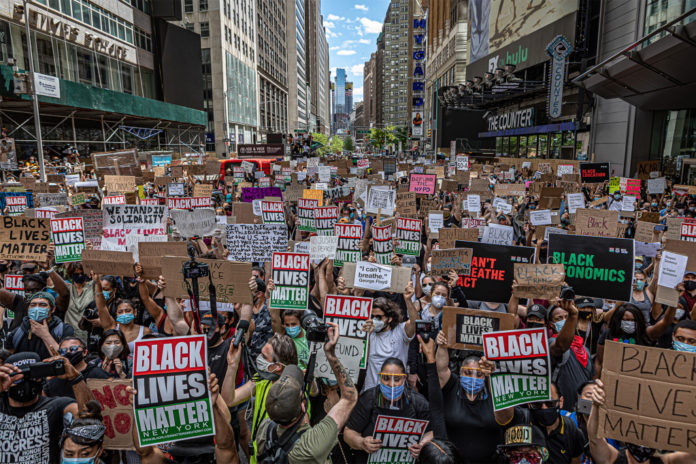 Home Depot punished staff to shut down BLM activism, complaint says
