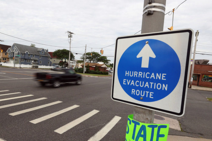 Fire Island urged to evacuate as Long Island preps for Henri's onslaught