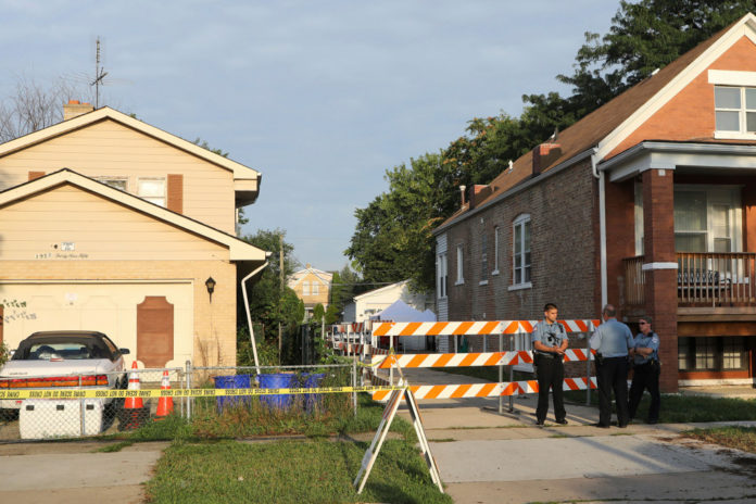 Illinois brothers claim mother, sister buried in backyard