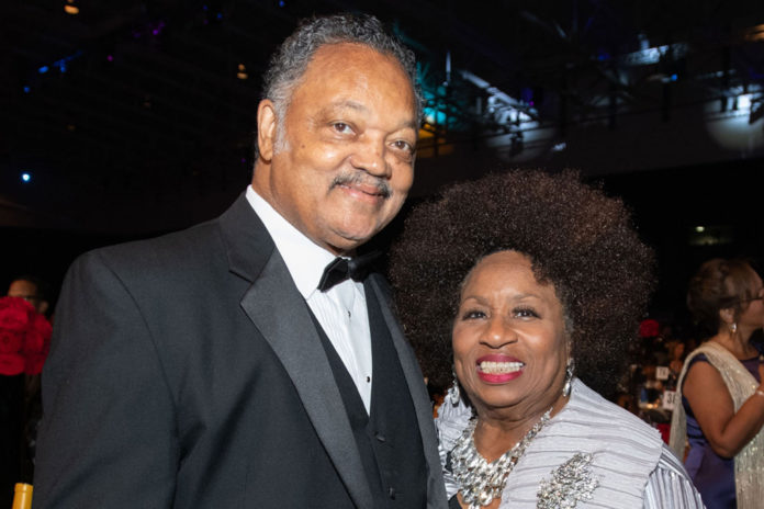 Jesse Jackson moved to rehab, wife Jacqueline to ICU in COVID treatment