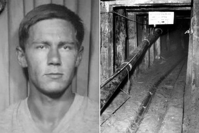 How a tunnel under the Berlin Wall saved people from Soviets