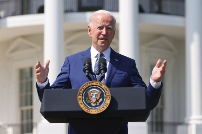 Infrastructure bill contains driver fee proposal that could cross Biden's 'red line'