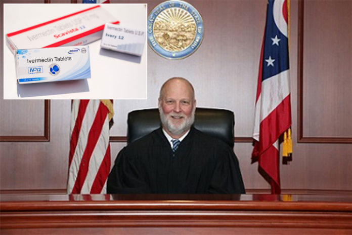 Ohio judge orders COVID patient be treated with ivermectin