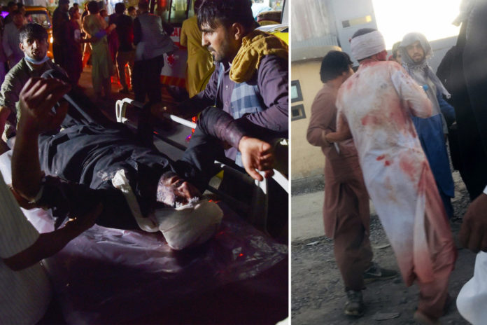 Kabul suicide bombing witness says girl, 5, died in his arms