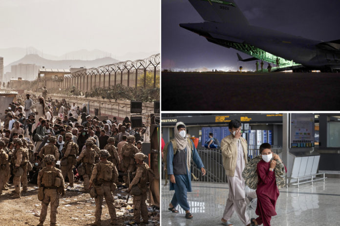 US citizen stranded in Afghanistan unaware last planes were leaving