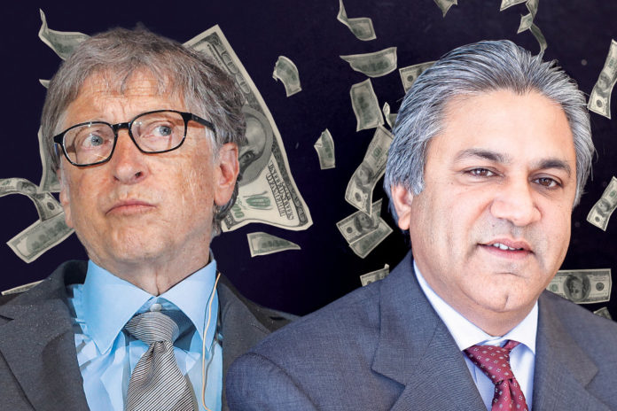 How Bill Gates was 'robbed' of $100 million by a Pakistani conman
