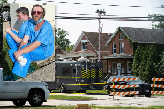 Brothers living in feces-covered home say mom, sister buried in yard for years