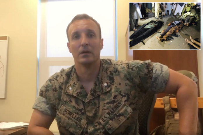 Marine Lt. Col. Stuart Scheller relieved of duty after Facebook video of him ripping military leaders goes viral