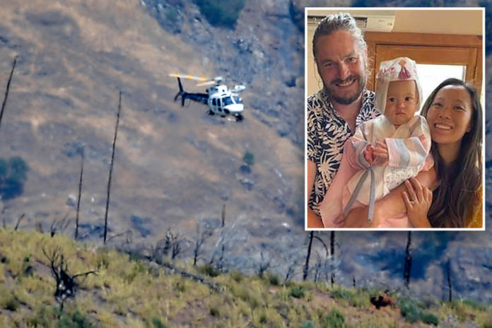 Toxic algae may have killed California family hiking through national forest