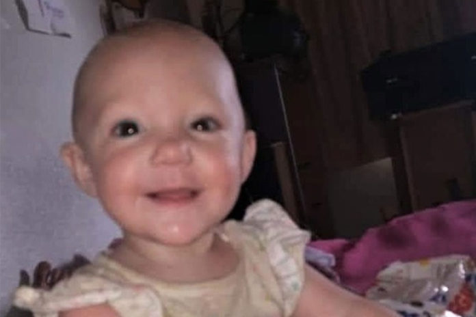 Parents, sitter charged after 11-month-old Mercedes Lain found dead in Indiana woods