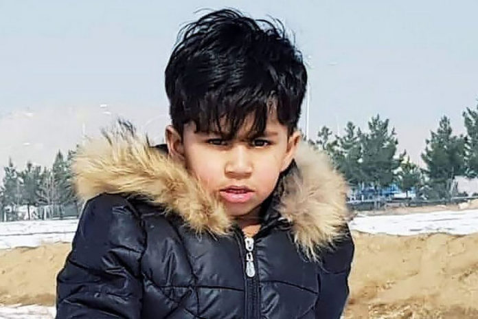 Boy, 5, falls to death from hotel after escaping Afghanistan