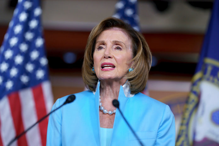 Nancy Pelosi confident Democrats can keep House in 2022 midterms