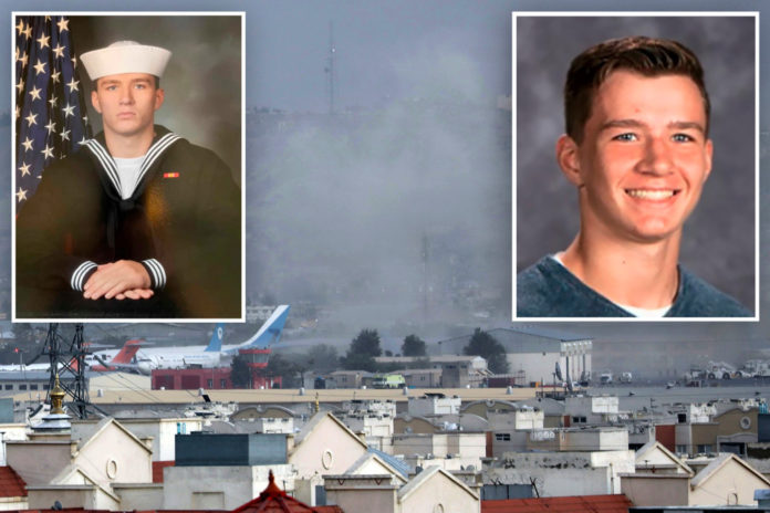 First US service member killed in Kabul airport attack ID'd as Max Soviak