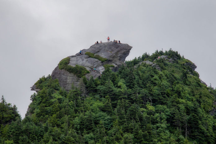 Hikers on NC's Grandfather Mountain struck by lightning