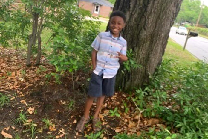 Georgia boy killed in drive-by shooting while asleep in bed