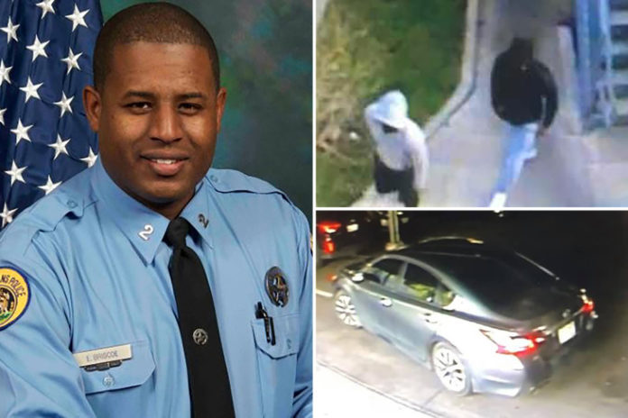 New Orleans cop Everett Briscoe killed while on vacation in Houston