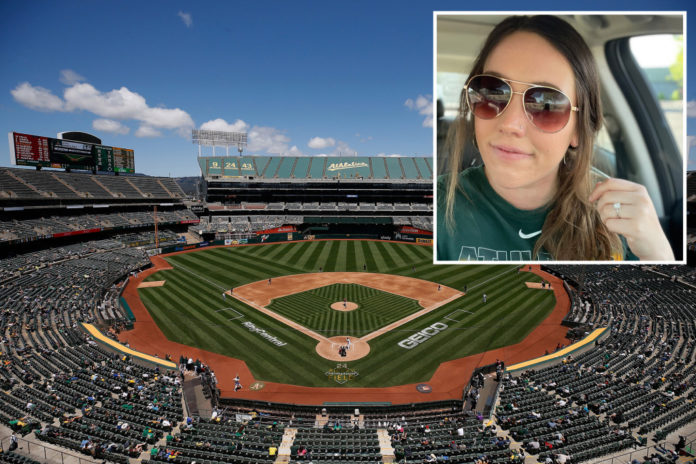 Female astrophysicist helps boost Oakland A's pitching staff