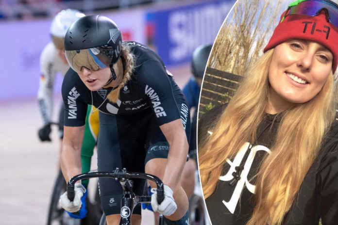 Ex-Olympic cyclist Olivia Podmore of New Zealand found dead at 24