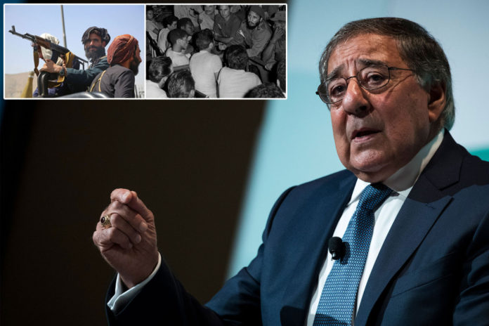 Afghan debacle is Bay of Pigs moment for Biden: Panetta