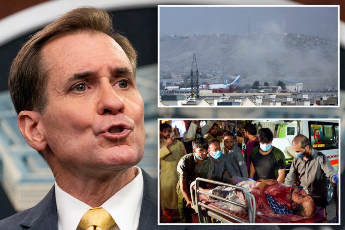 Pentagon slams leak showing US deaths in Kabul bombing could have been avoided