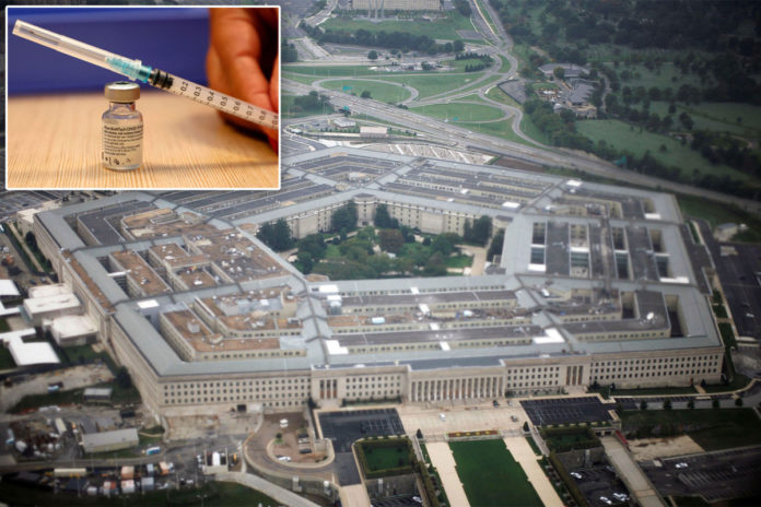 Army gives Pfizer $3.5B to make 500M COVID vaccine doses