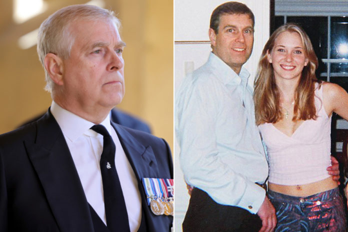 Prince Andrew may be sued in New York by Virginia Roberts