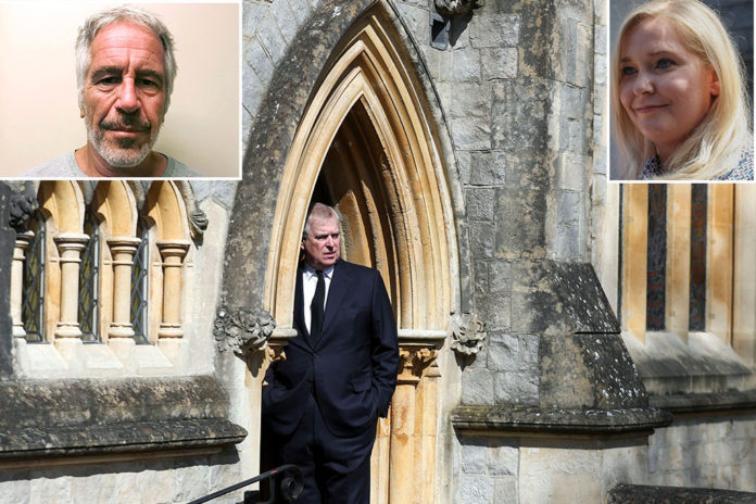 Jeffrey Epstein worker may testify against Prince Andrew in Virginia Giuffre's suit