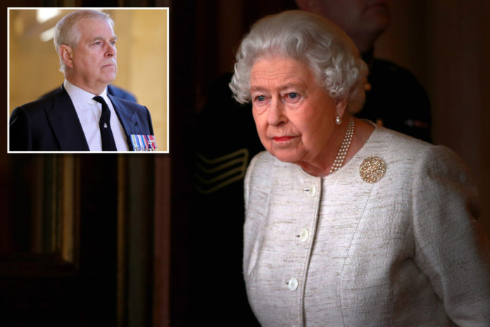 Queen footing Prince Andrew legal bills amid 'credibility' issues