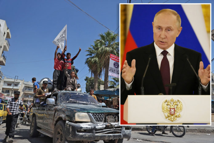 Putin says outside forces should not impose 'someone else's values' on Afghanistan