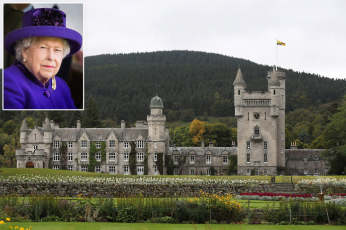 Worker at Queen Elizabeth's summer home tests positive for COVID