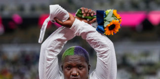 Raven Saunders didn't break rules with Olympic protest: US officials