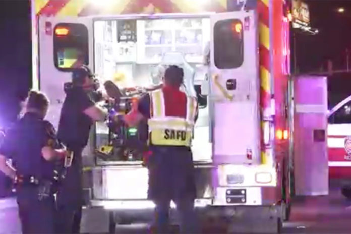 3 dead, 2 injured in mass shooting at Texas sports bar