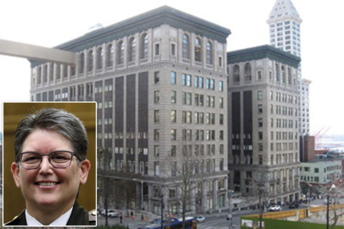 Sheriff tells Seattle courthouse employees to stay remote over safety concerns