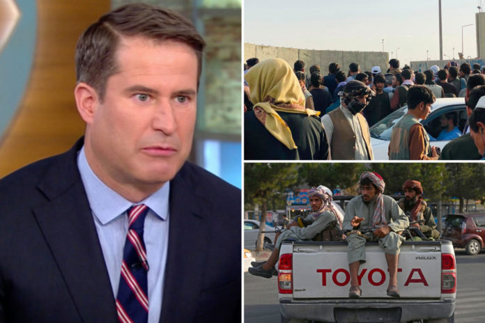Rep. Moulton defends secret Kabul trip, says evacuations are a 'total f---ing disaster'