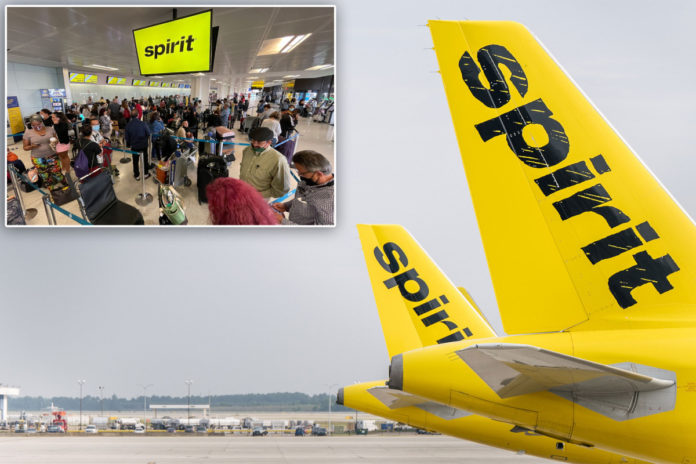 Spirit Airlines expects flight cancellations to continue