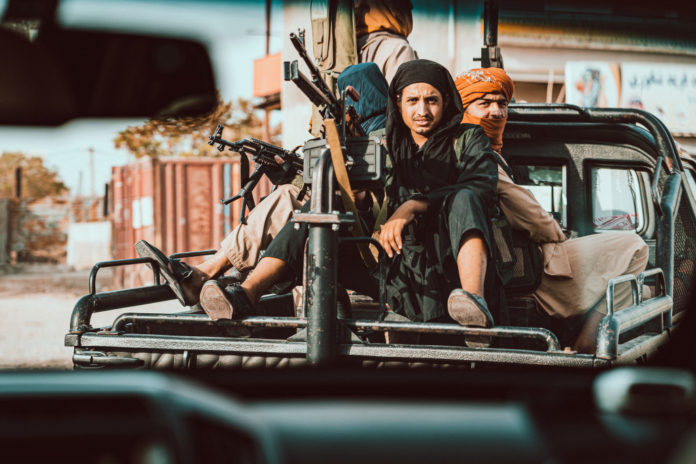 What the Taliban said as they escorted me out of an Afghan city