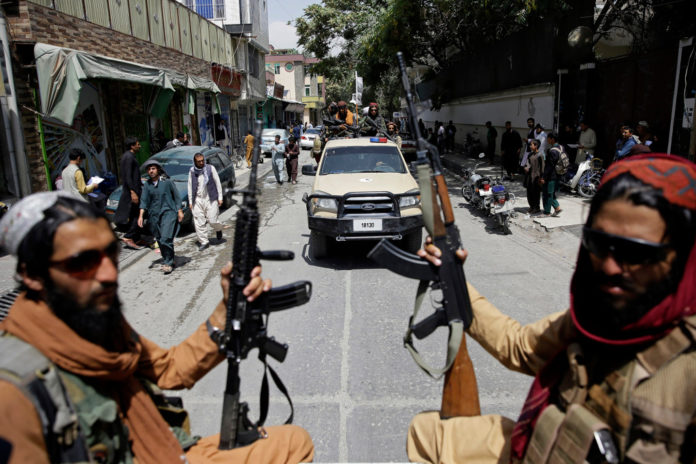 Taliban set woman on fire for 'bad cooking,' Afghan activist alleges