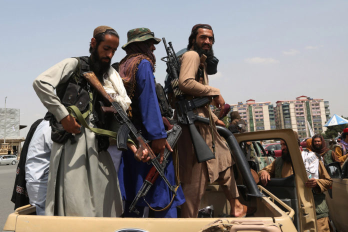 Taliban reportedly confiscating weapons from Afghan civilians
