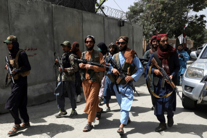 Taliban are beating Afghans for wearing western clothes: report