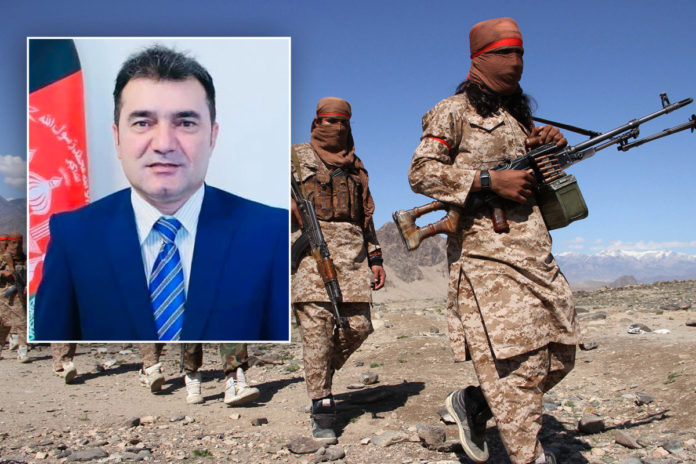 Afghan Taliban kill head of government media department