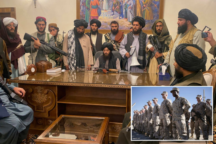 Taliban gave US chance to secure Kabul: report